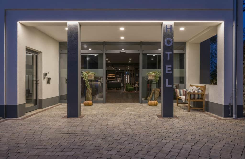 Ehemalige Brauerei wurde 2017 in ein Hotel umgewandelt.