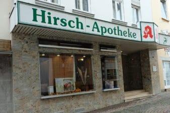 Hirsch-Apotheke
