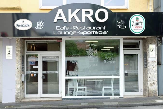 Akro Cafe Restaurant Lounge Sportsbar