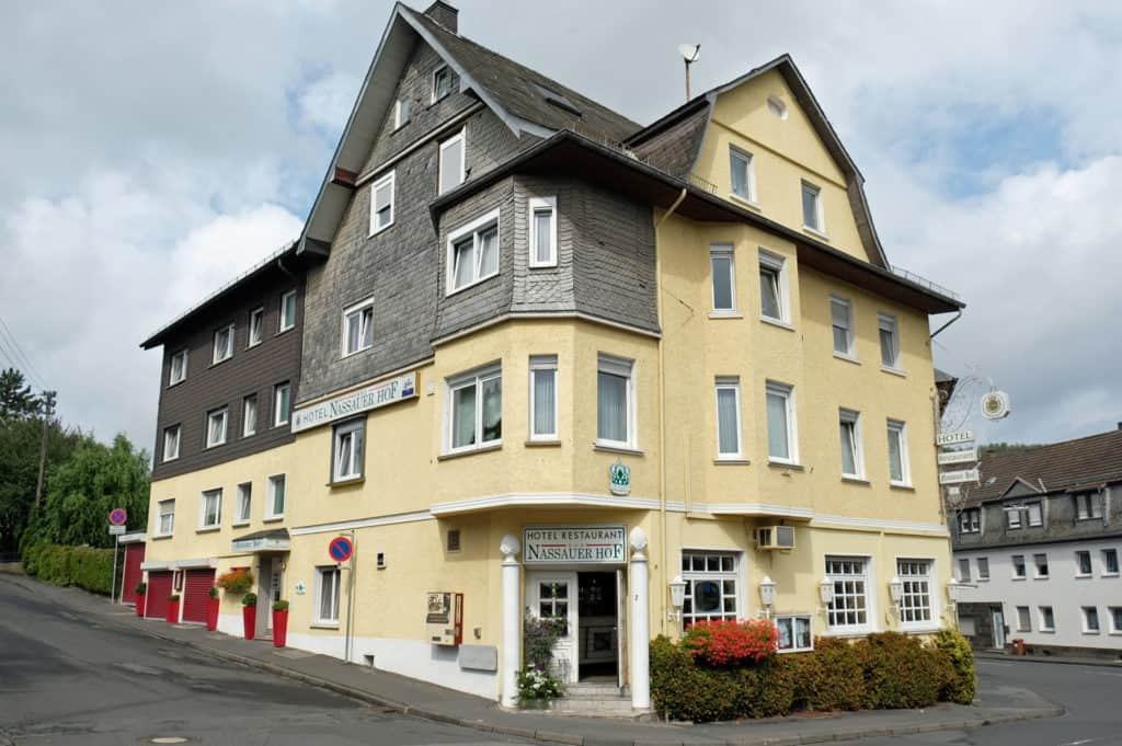 Hotel-Restaurant Nassauer Hof