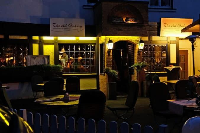 "Restaurant ""The old Bakery"""