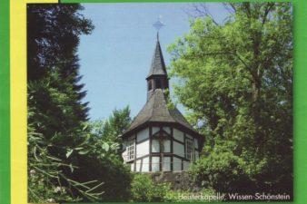 (Rad-)Wanderkarte 1:25000 Betzdorf/Wissen/Kirchen (Sieg)